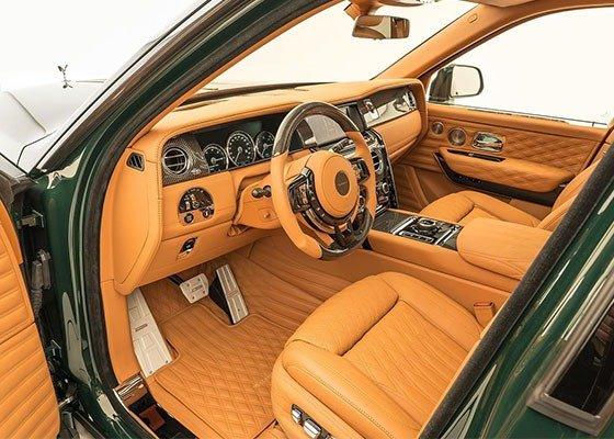 Mansory Billionaire Cullinan Worth More Than ₦300m