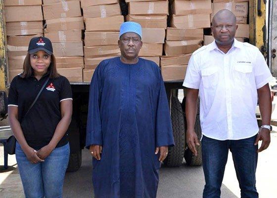 Massilia Motors Feeds 1000 Homes In Ijora, Lagos