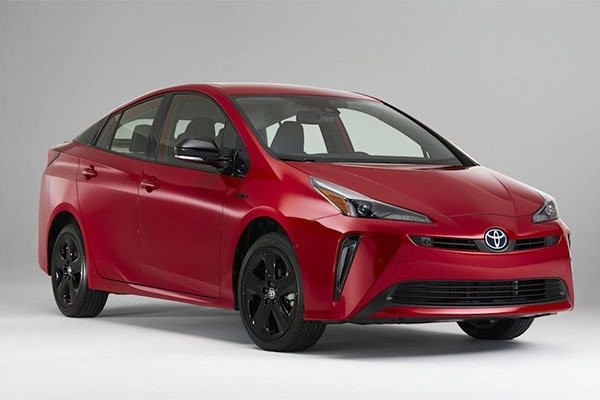 Toyota Marks 20 Years Of The Prius With A 2020 Edition Model