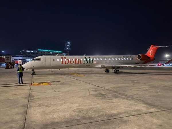 ibom-air-takes-delivery-bombardier-crj-900-aircraft
