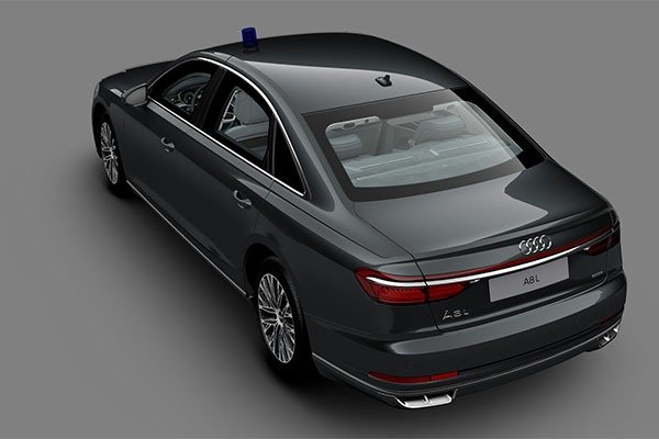 This 2020 Audi A8 L Security Bullet Proof Sedan Costs More Than ₦300m