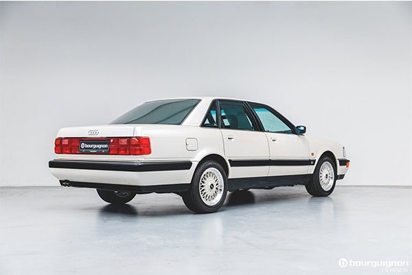 This 1991 Audi V8 Will Cost You More Than ₦30m