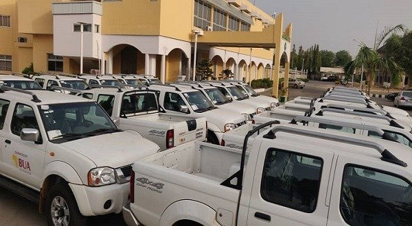 BUA Foundation Donates 25 Vehicles To Kano State COVID-19 Taskforce