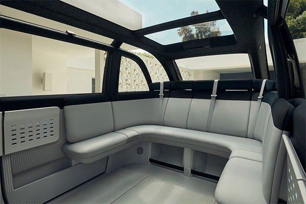 Would You Hitch A Ride In This Autonomous Vehicle