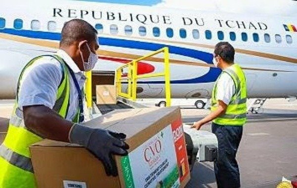 chad-takes-delivery-of-madagascar-coronavirus-cure-covid-organics