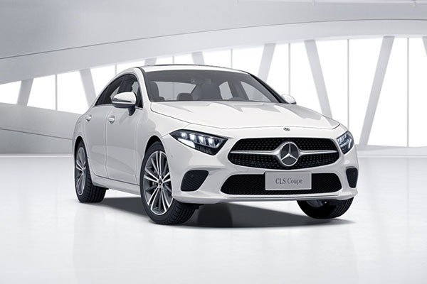 Mercedes-Benz Launches A New Entry Level CLS 260 China Version