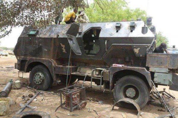 coas-buratai-inspects-construction-of-combat-vehicles-in-maiduguri