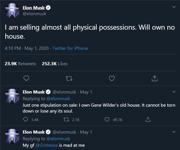 Elon Musk Strange Tweet Wipes $14bn Off Tesla's Value autojosh