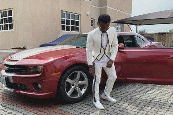 nigerian celebrities chevrolet camaro
