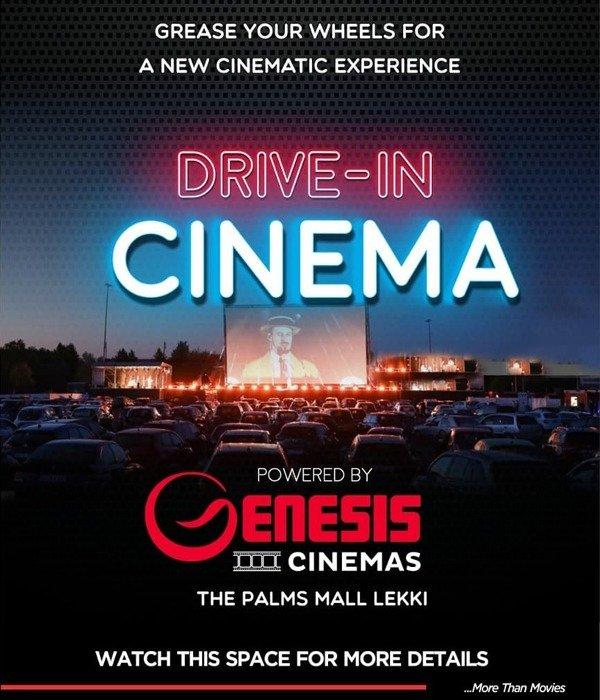 Genesis Cinema Set To Introduces Drive-in Cinemas autojosh