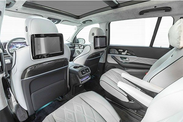 Mercedes-Benz GLS Is Transformed Into A Maybach By Hofele