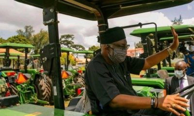 gov-akeredolu-of-ondo-distributes-tractors-loans-to-farmers