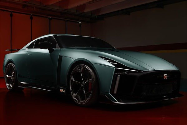 Nissan GT-R50 By Italdesign Makes Its Debut, To Cost More Than ₦400m