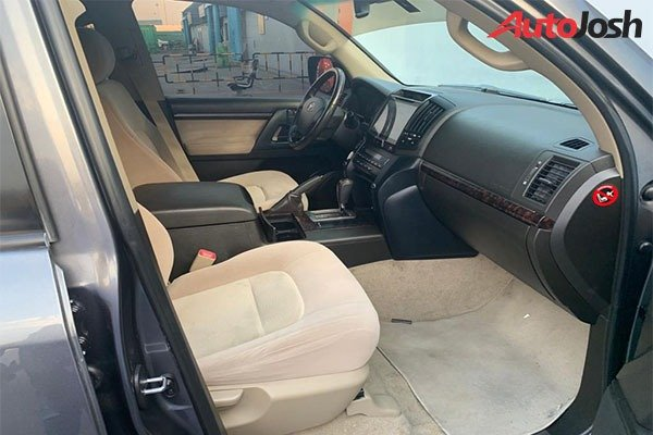 2009 Toyota Land Cruiser Delivered By Autojosh