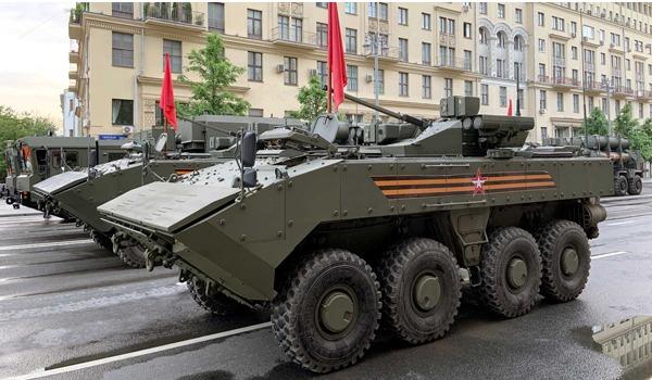 Russia's 2020 Victory Day Parade autojosh
