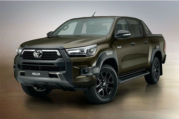 2021 Restyled Toyota Hilux Finally Unveiled Globally