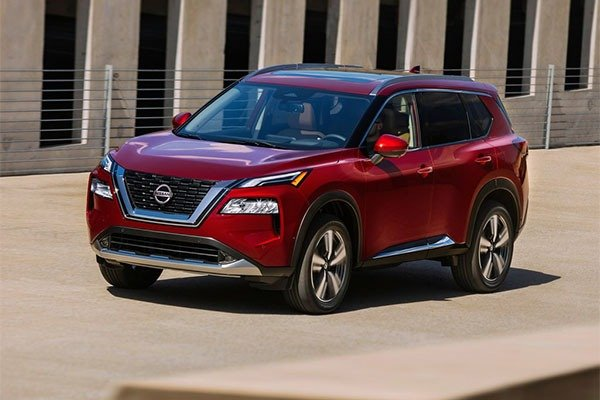 2021 Nissan X-Trail/Rogue Breaks Cover With Massive Improvements