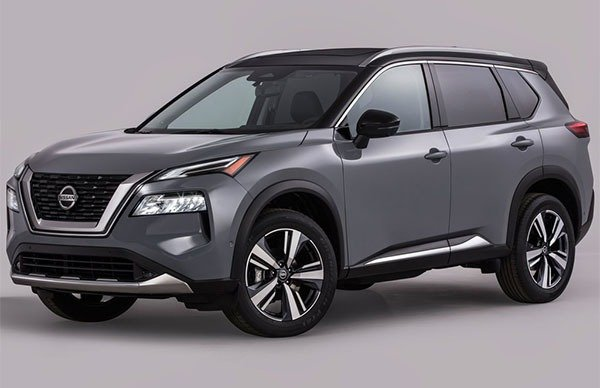 2021 Nissan X-Trail/Rogue Breaks With Massive Improvements
