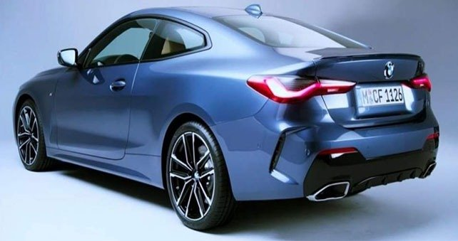 2021 BMW 4-Series Leaked Before Its Official Launch