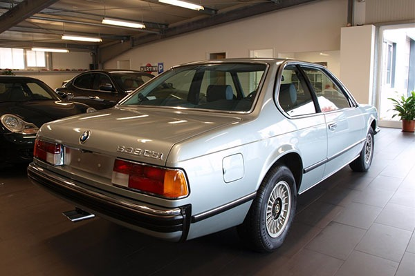 This Clean 1979 BMW 633 CSI Goes For More Than ₦50m