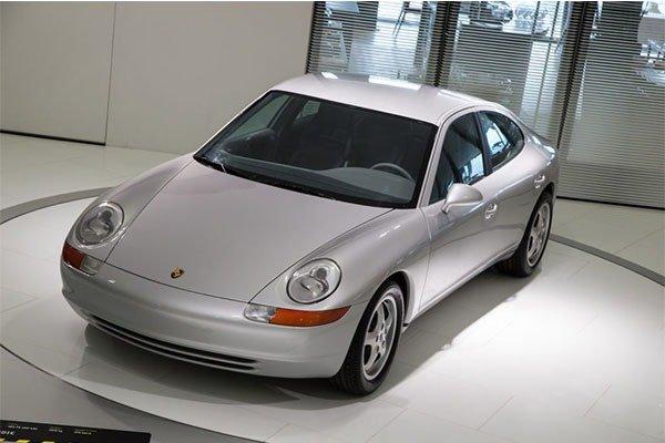 The Forgotten Porsche 989 Concept That Pioneered The Panamera