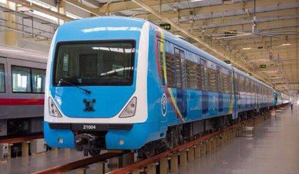 The 27km Blue Line of Lagos Rail autojosh