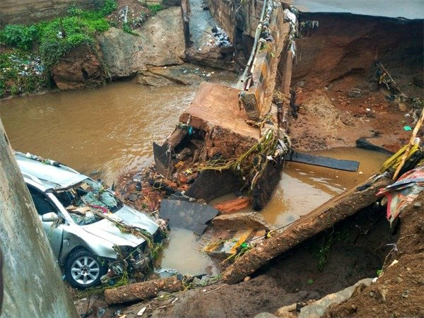 Bridge Collapses in Kwara autojosh