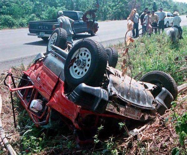 Celebrities Car Crashes autojosh