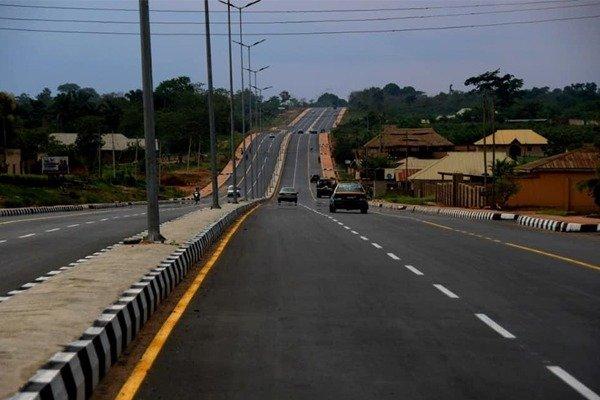 Governor Rotimi Akeredolu roads autojosh