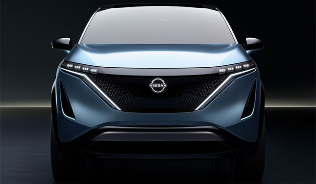 Nissan To Launch Ariya Electric SUV To Fight The Tesla Model Y