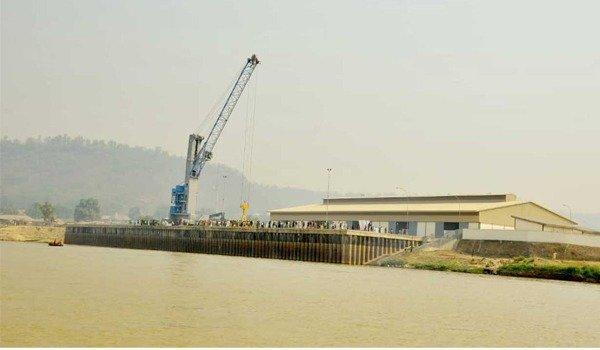 Baro Port Access Road autojosh