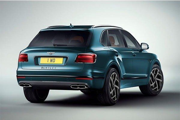 Could The Facelifted Bentley Bentayga SUV Look Like This?