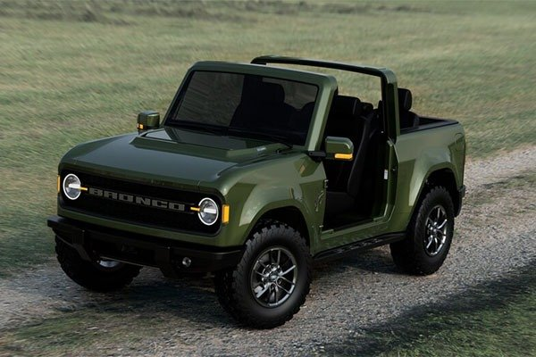 Ford Talking Tough About Its Bronco SUV, Taking Swipes At Jeep Wrangler