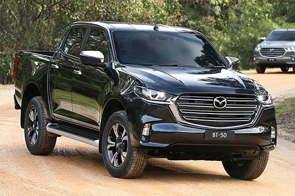 Mazda Unveils 2021 BT 50 Pick-up To Take On The Toyota Hilux