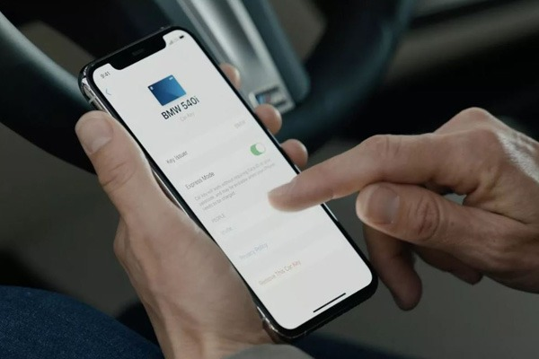 Apple CarKey is a technology that allows drivers to unlock and start their car using their iPhone
