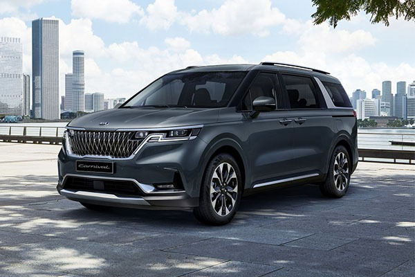 2021 Kia Carnival Minivan Unveiled And Its Very Bold