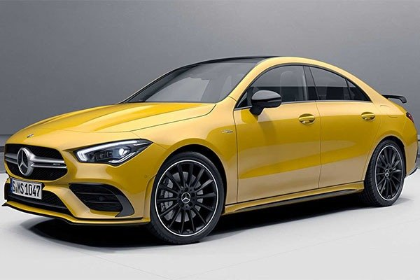 Mercedes-AMG Adds Aero Package To CLA 35 And 45