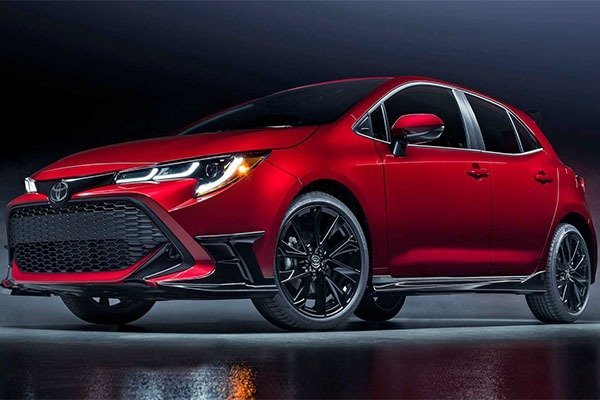 Toyota Launches Special Edition Corolla For 2021