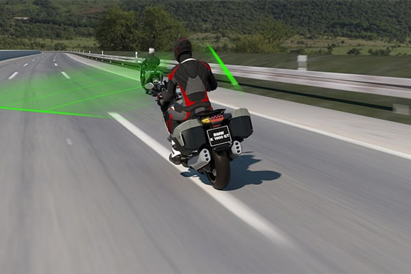 BMW To Implement Active Cruise Control On Their Motorcycles