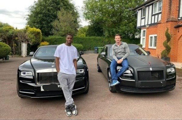 crystal-palace-star-wilfried-zaha-buys-a-200k-rolls-royce-dawn-check-out-his-car-collection