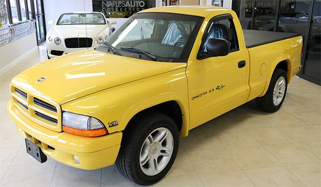 Would You Buy This 1998 Dodge Dakota Pickup For ₦20m?