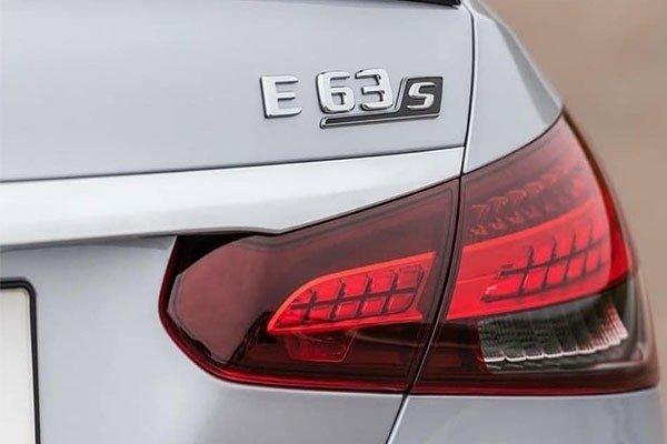 Sneak Peak At The 2021 Mercedes-Benz E63 AMG