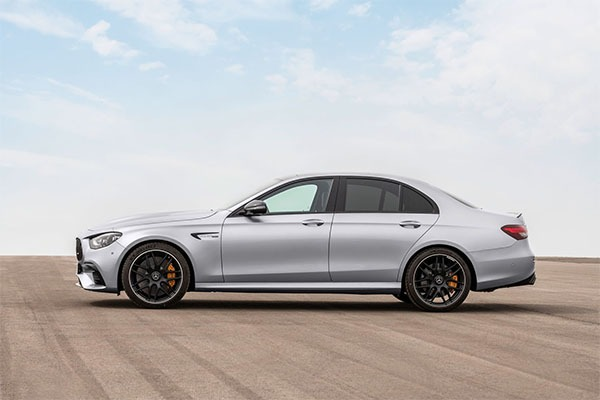 New More Powerful E73 AMG Coming As Mercedes-Benz Files Trademark