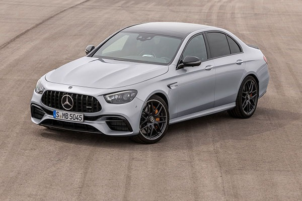 2021 Facelifted Mercedes-Benz E63 And E63s AMG Are Out