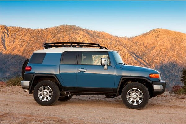 Toyota: FJ Cruiser SUV May Return If There's Demand For It
