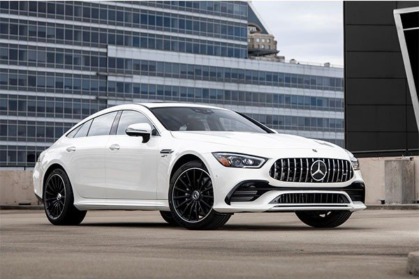 Mercedes-AMG Launches An Entry Level GT 4-Door Called GT43