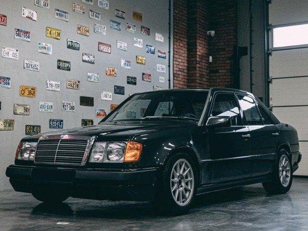 hartge-f1-mercedes-300e-w124-with-bmw-engine