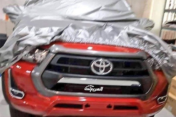 2021 Hilux By Toyota Shows A New Front Ahead Of Launch