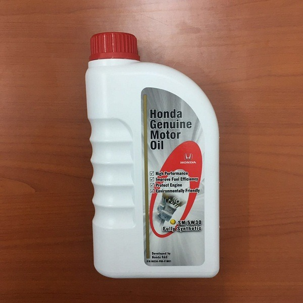 Honda genuine motor oil