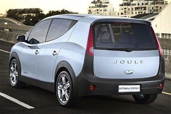 Optimal Energy Joule: The Long Lost South African Electric Car
